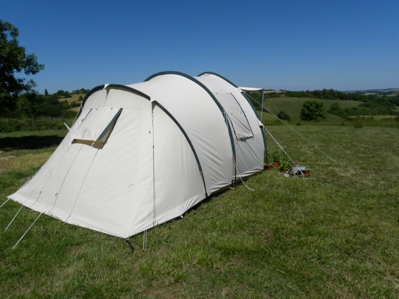 Chalet & Camping