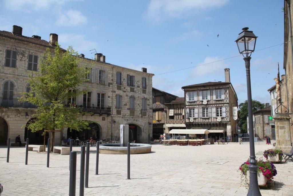 Eauze-centre-ville Gers