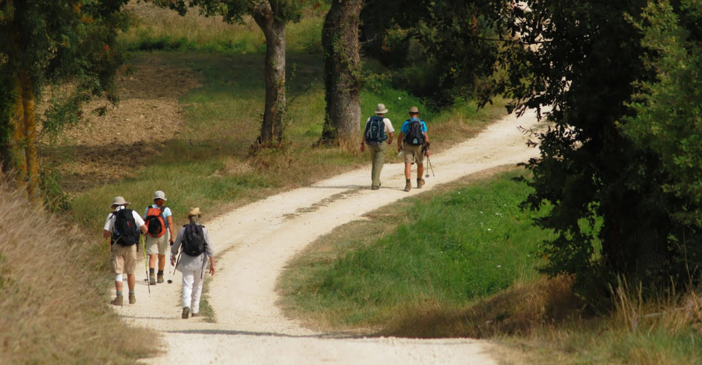 Randonnée-chemin-pèlerins-gers
