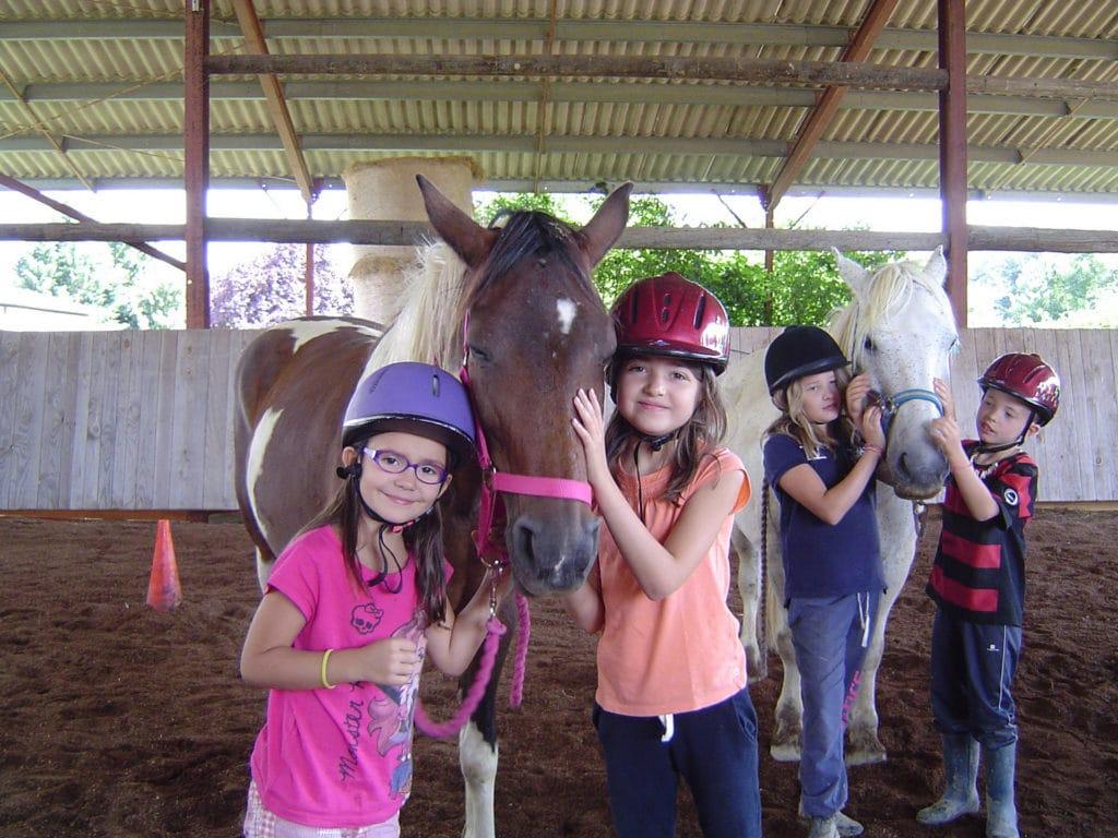 Sejour-enfant-equitation-gers
