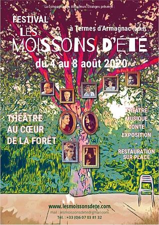Theatre-en-plain-air-Thermes d-Armagnac-Gers-affiche