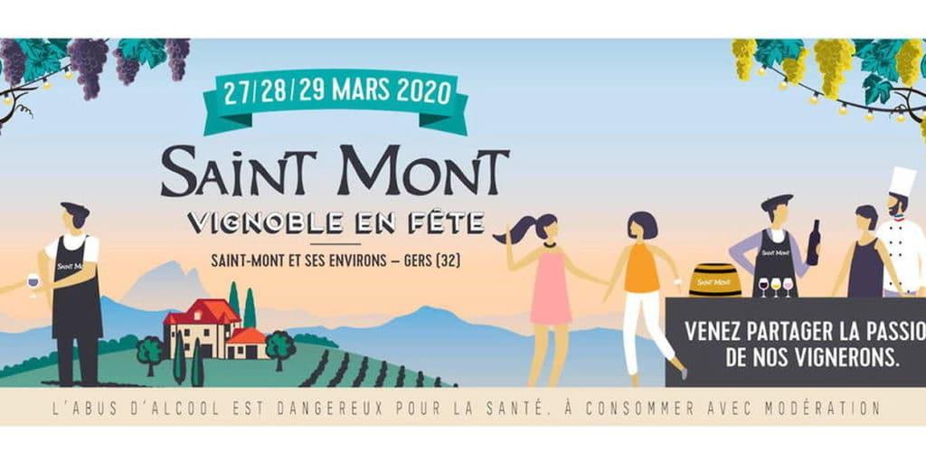 vignobles de saint-mont