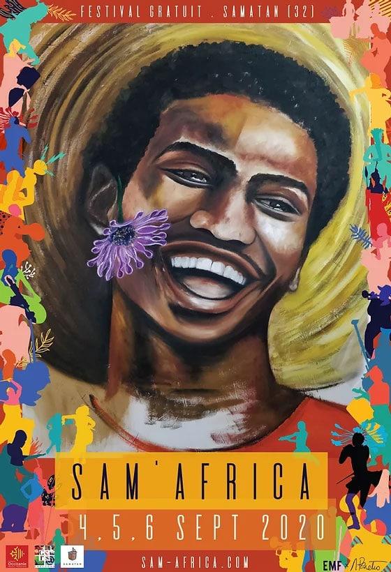 Sam-africa-affiche-festival-samatan-gers