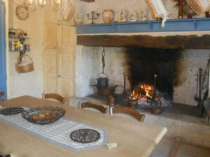 Locations-de-vacances -Gites-de-France-Gers-avec-cheminee