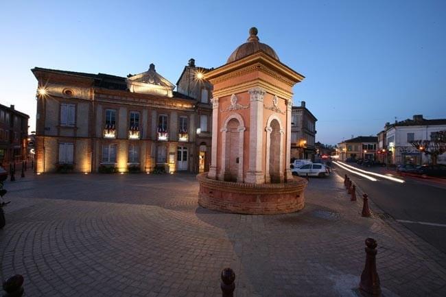 Samatan- Gers-fontaine classée
