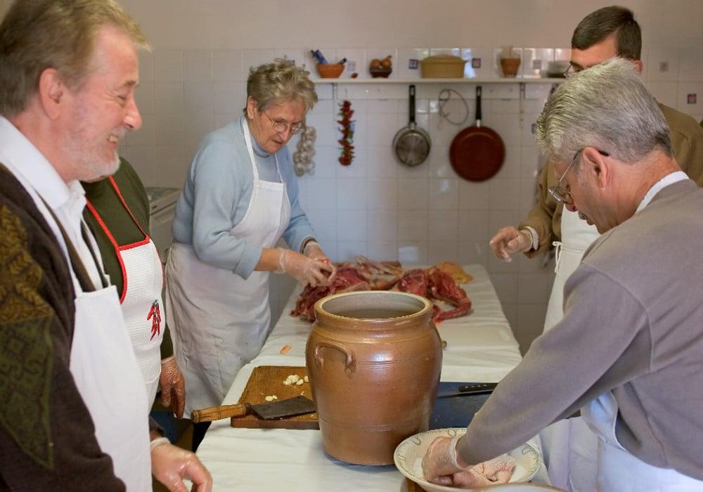 Atelier cuisine du canard ou de l'oie grasse gers