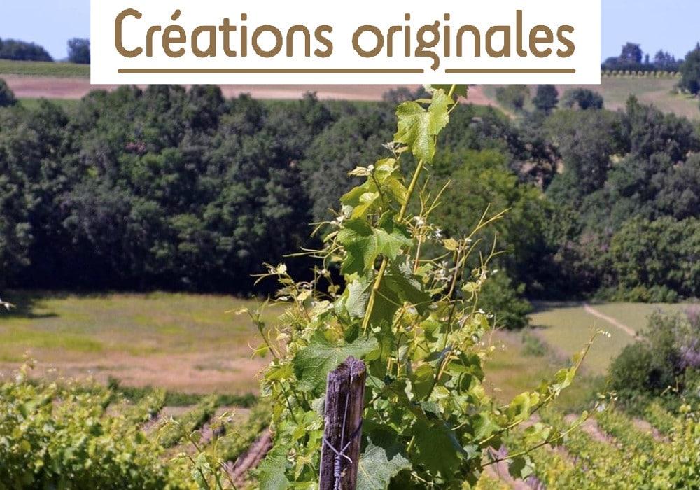 Vignes Armagnac Gers