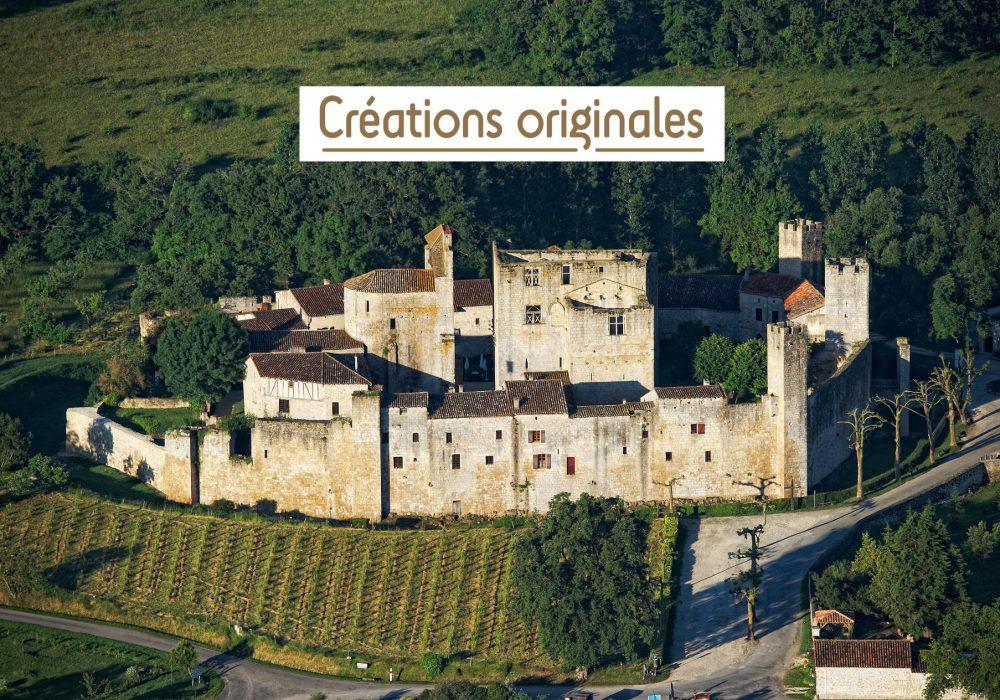 bol-air-visite-villages-classes-Larressingle -gers