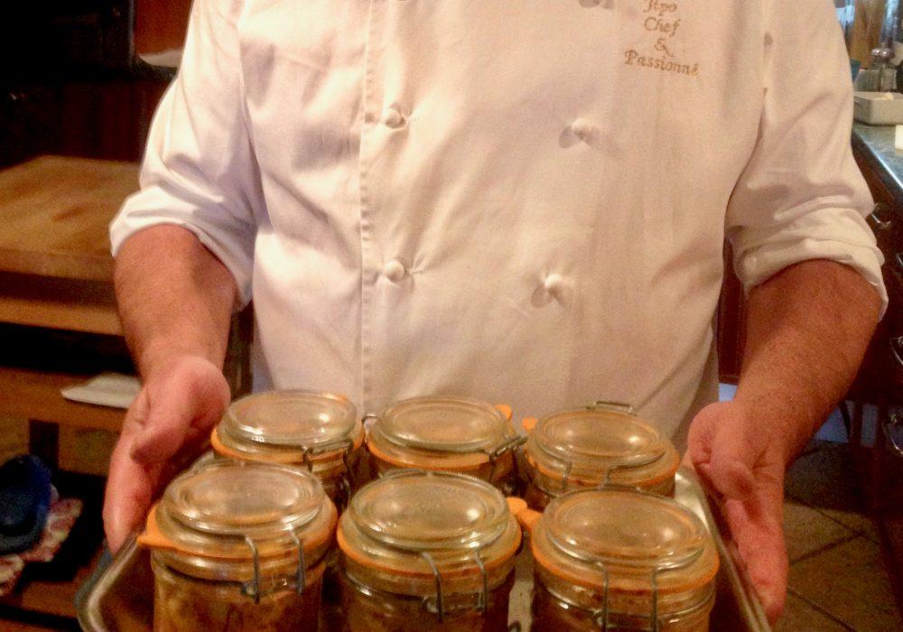 bocaux Foie-gras-Stage-cuisine-gers