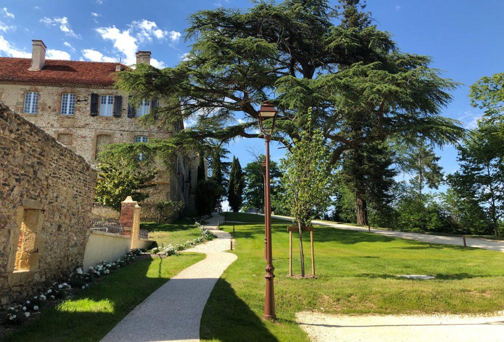 Monastère-st-mont-Gers